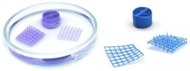 科学家开发出能够检测水分变化的3D打印塑料复合传感器