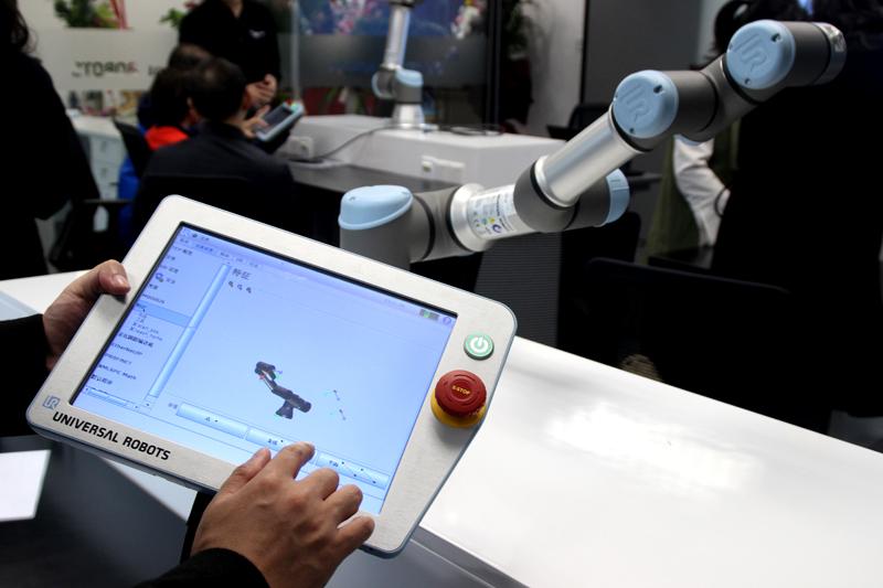 加速中国本土化,优傲释放协作机器人红利