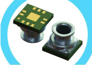 意法半导体推防水型MEMS压力传感器:LPS33W