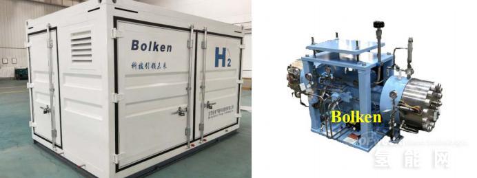 伯肯节能:攻坚燃料电池车载空压机国产化