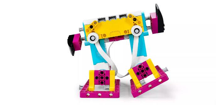 乐高推出Spike Prime可编程机器人