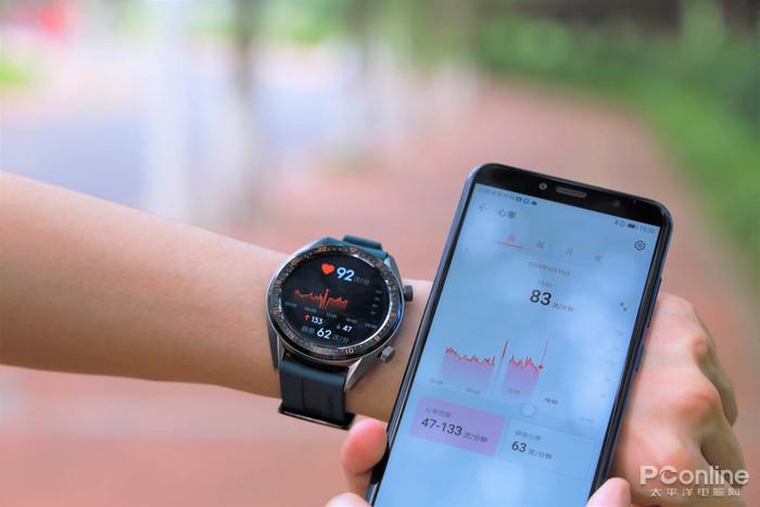 HUAWEI WATCH GT评测:精工细作简约大气 谁说国产智能手表没有高颜值时尚产品