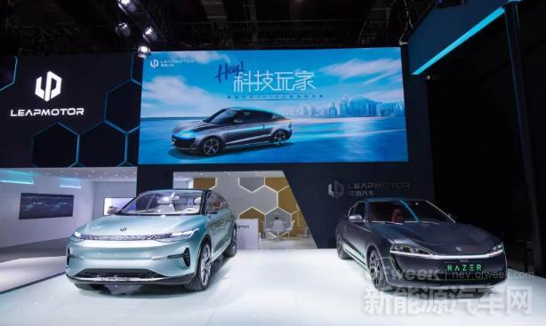 上海车展:S01还未量产,零跑汽车C平台再发新车!