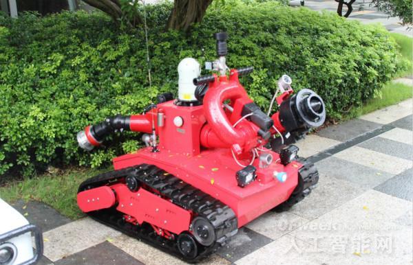 深耕安保行业,只做专业机器人