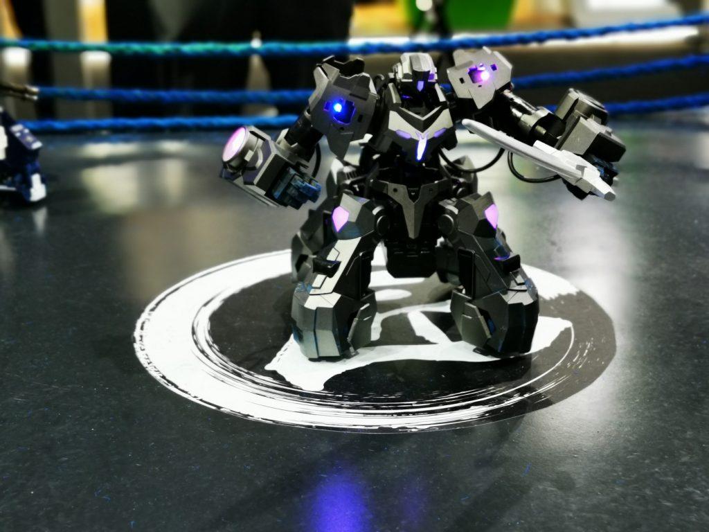 CES AISA 2019:机器人持续引领风骚 多学科技术融合创造新体验