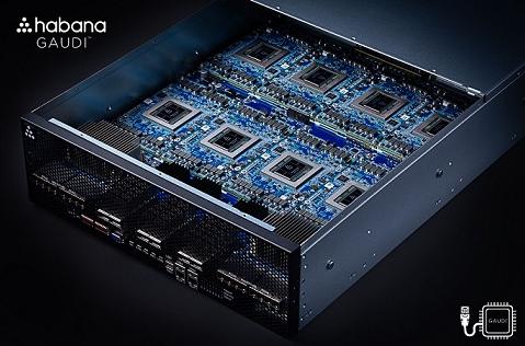 Habana Labs宣布推出Gaudi人工智能训练处理器