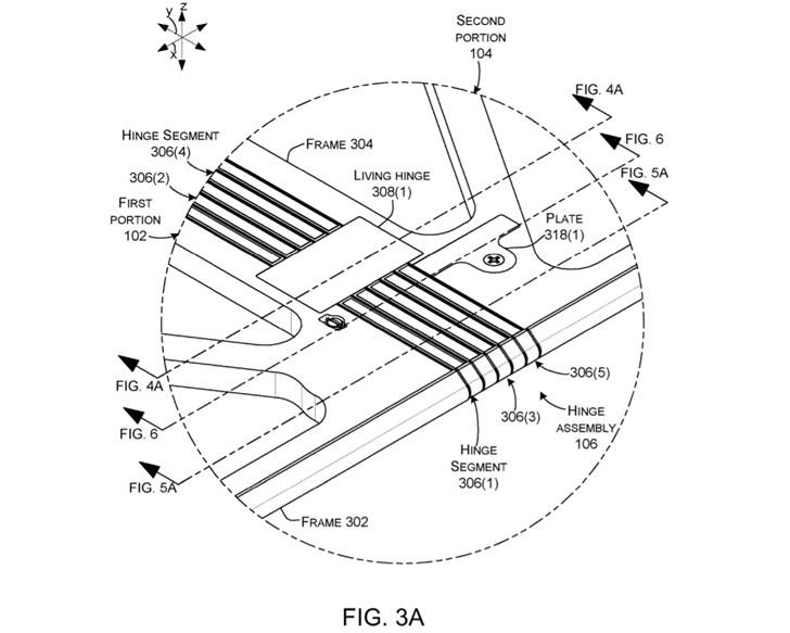 微软新专利曝光:Surface折叠屏呈现最佳外观设计