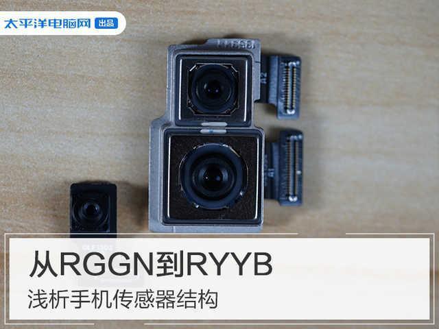 从RGGN到RYYB,手机传感器能逆袭单反吗?