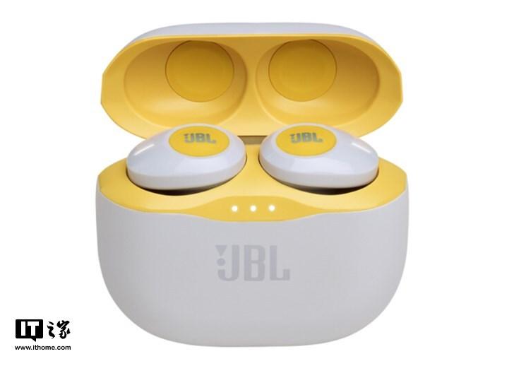 JBL推出真无线耳机:多彩配色/低频音效