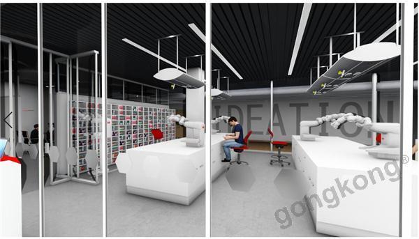 ABB机器人宣布为未来医院开发解决方案