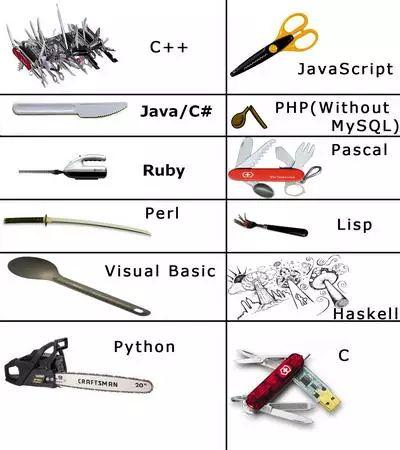 2020年什么编程语言最受欢迎,待遇最高?