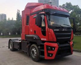 抢跑尼古拉!江铃汽车95KW重卡亮相工信部名录,中国正式进入氢能重卡时代