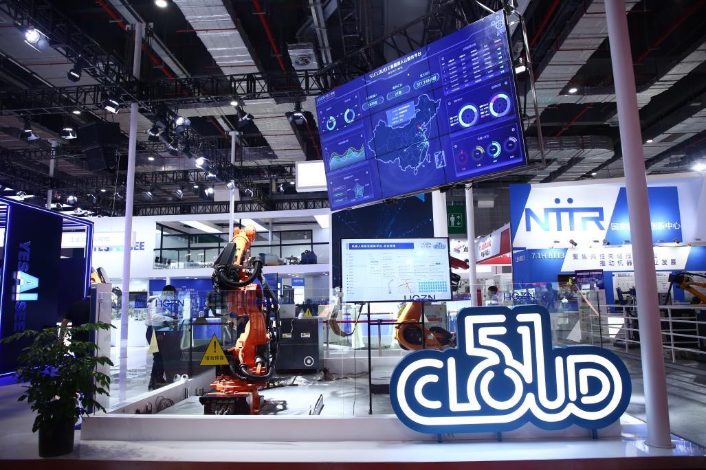 """打造""""AI+ROBOT""""生态圈 哈工智能携多款新品参展工博会"""