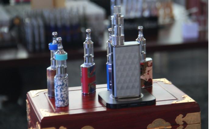 亿纬锂能大跌!美国沃尔玛宣布将停售电子烟