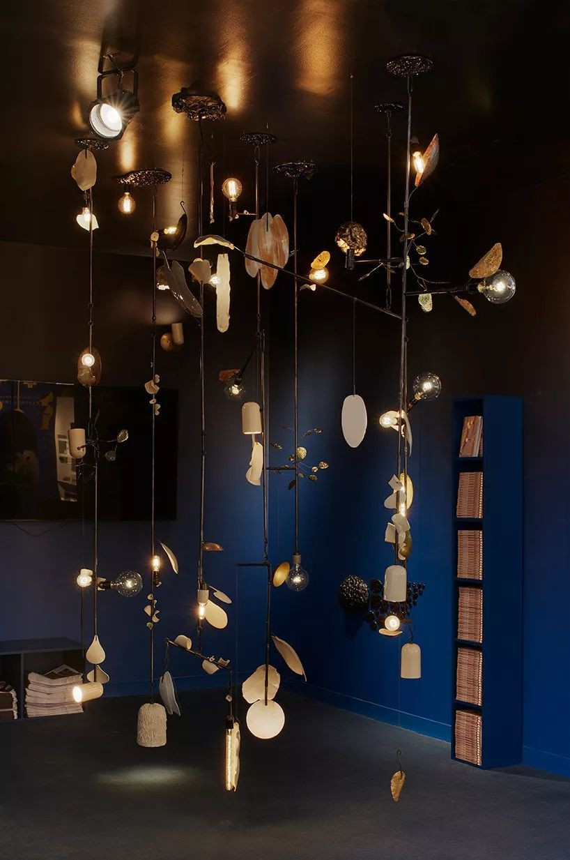 有质感的设计,让灯具充满美感