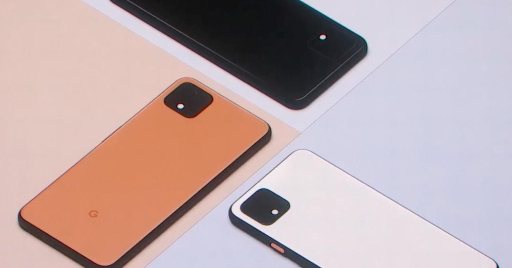 Google 发布 Pixel 4 和 Pixel 4 XL
