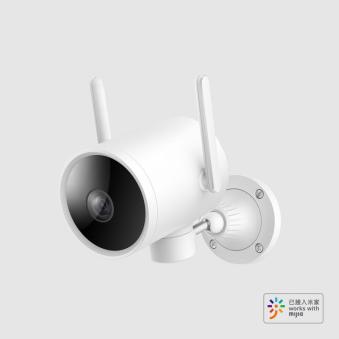 功能强大颜值爆表,新款小白智能摄像机小米众筹已破300万