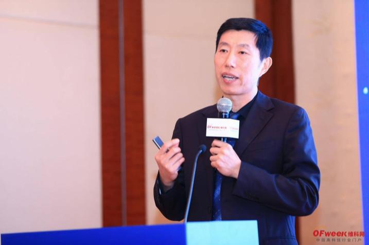 华为能源业务部总监朱洪:5G使能千行百业