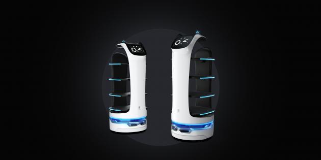 """普渡科技推出全新送餐机器人""""贝拉"""",市场规模将扩增十倍"""