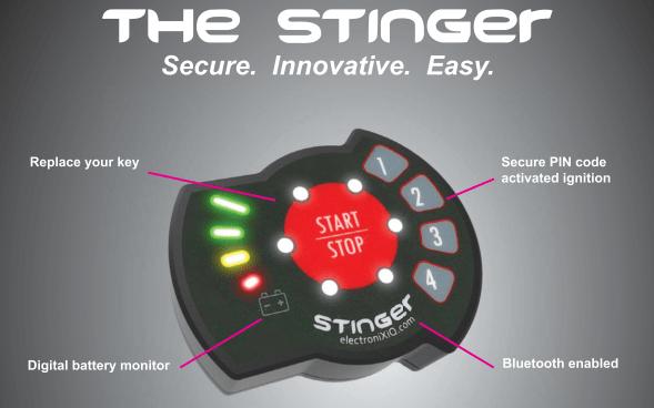 汽车技术创企XiQ推出车辆点火装置 可代替手动按键点火