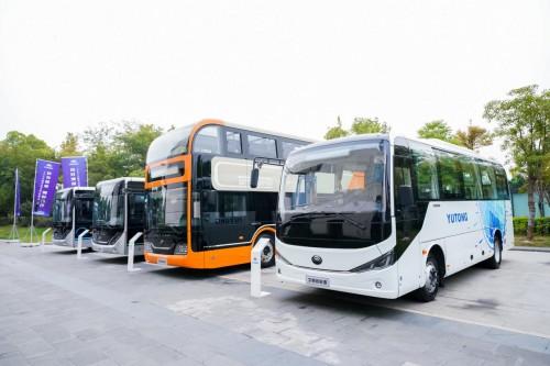 宇通发布智慧出行整体解决方案,自动驾驶巴士小宇2.0全国首发