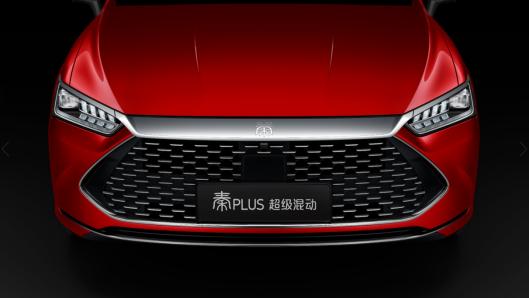比亚迪超级混动技术打响反击战,秦PLUS领衔收复中国轿车失地