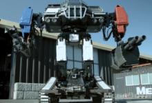 美日机器人