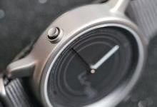 Lunar推智能手表:晒太阳即可充电