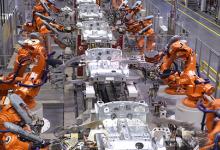 英国8月份汽车产量数据分析