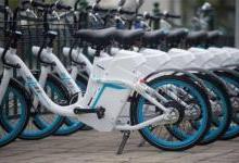 共享电单车改进锂电池行得通?