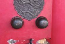 """故宫2750把专用门锁""""苏州造"""""""
