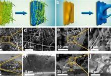 多孔介质中锂枝晶生长抑制机理