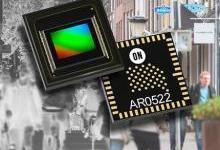 安森美推出高分辨率CMOS图像传感器