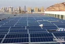天水首家2.4兆瓦太阳能光伏发电项目并网