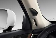 沃尔沃推车载摄像头 观察瞳孔监控司机健康