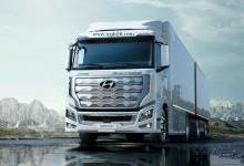 世界上第一个氢气卡车车队即将上路